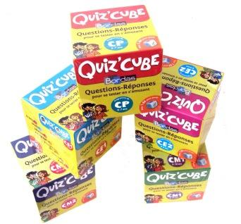 Quiz cube